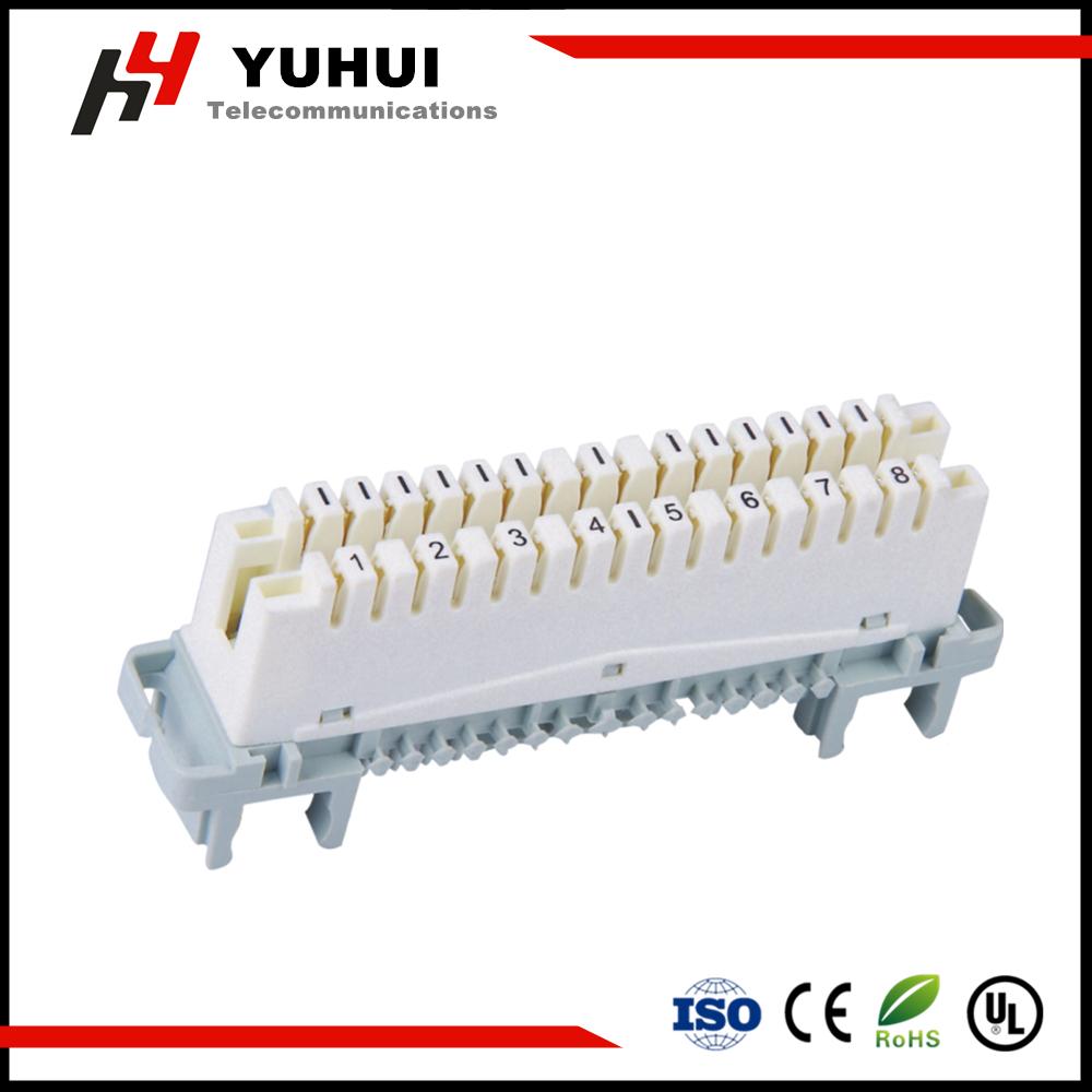 10 paires Cuivre Câble Lien Câble Terminal Module