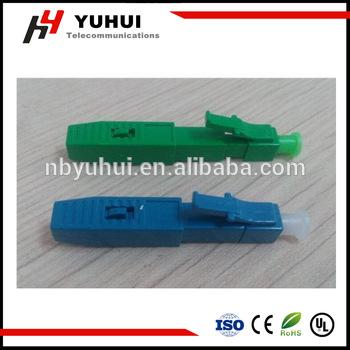 LC / APC Rapide Connecteur